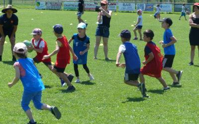 Tournoi de rugby du 2 juillet à St Laurent du Pont
